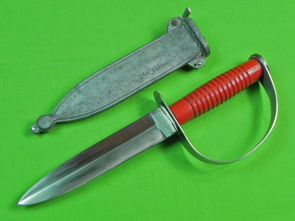Vintage German Knives