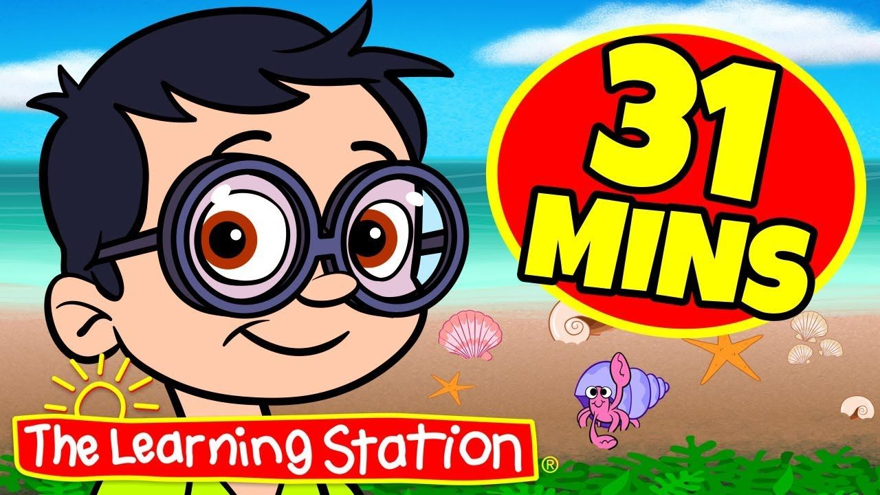 Your kids will love The Learning Station's videos for kid