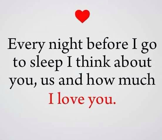 Good Night I Love You Babe I Want A Goodnight Kiss Baby Love Quotes Good Night Love Quotes Good Night Quotes