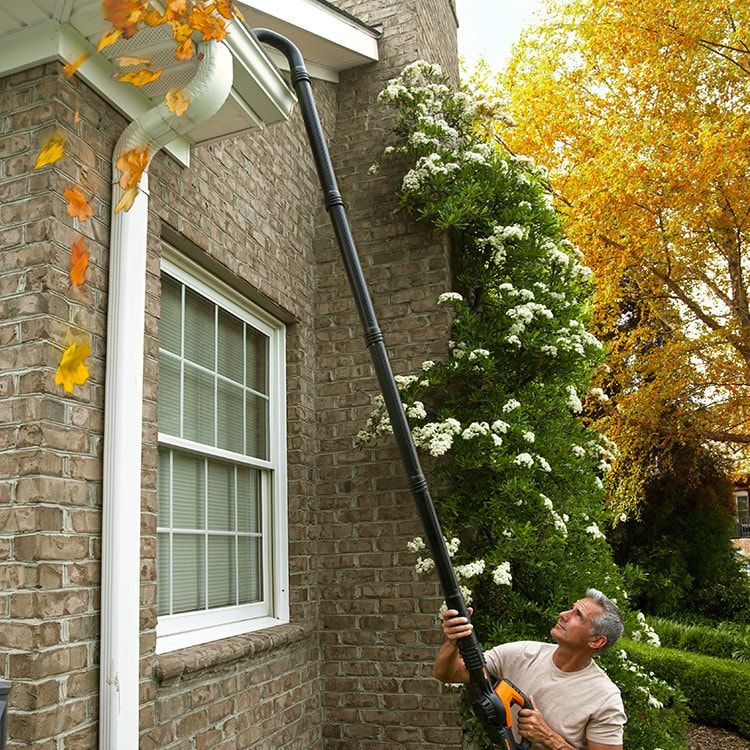 Air gutter cleaning kit in 2020 cleaning kit cleaning