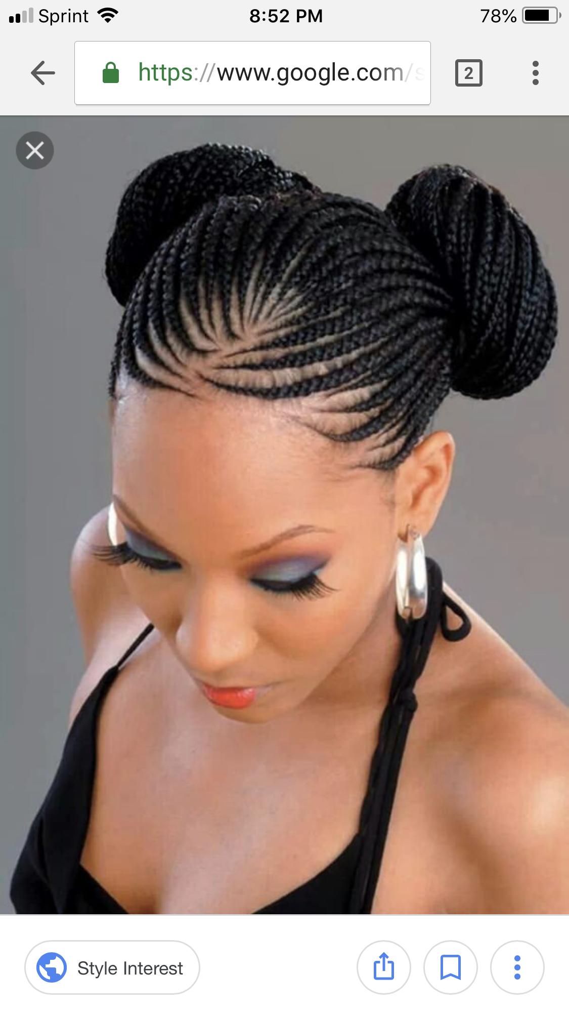 Pin by Rashida Kelly on Braid hairstyles Pinterest Braid hairstyles