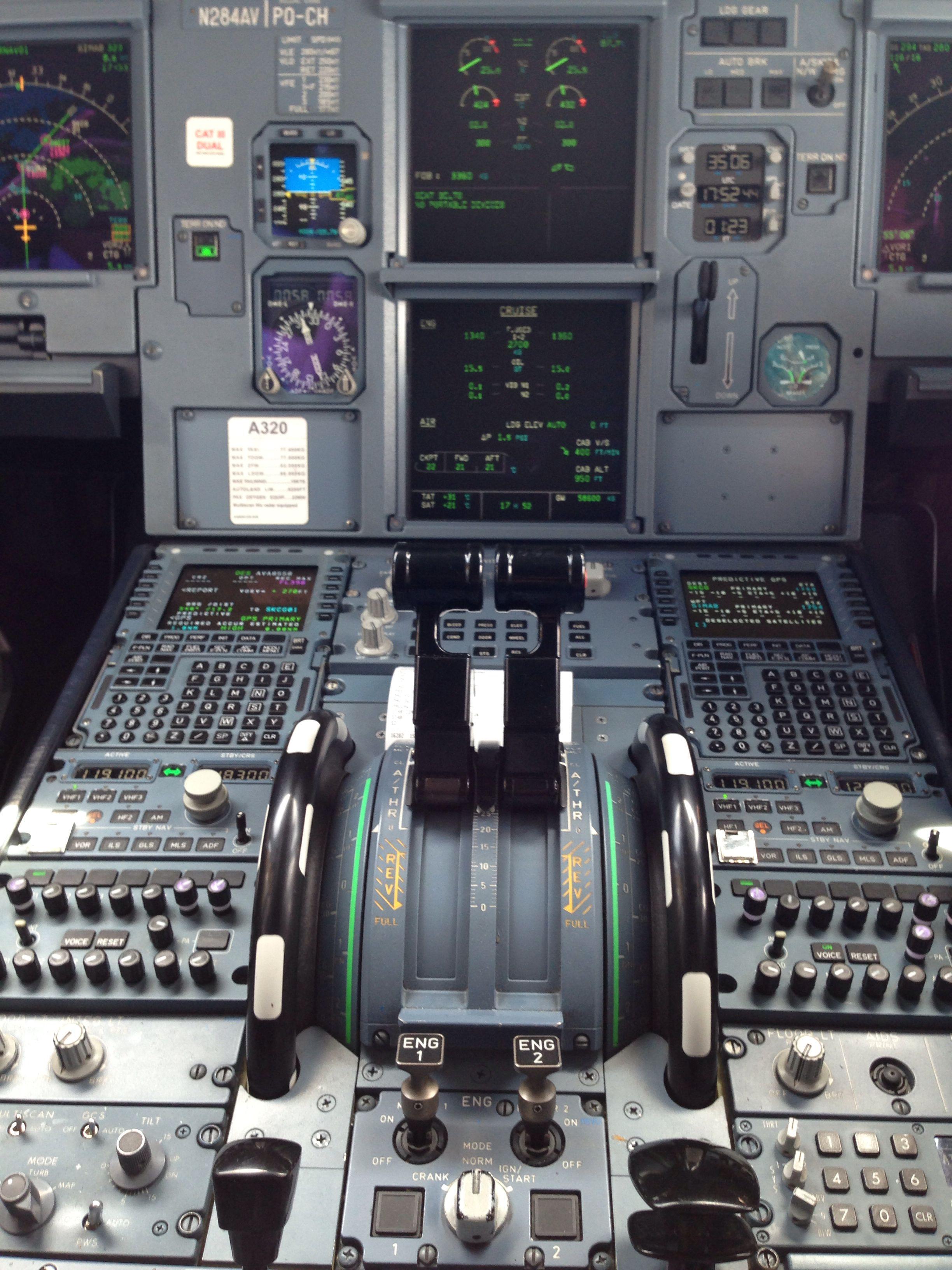 Avianca Colombia Airbus A320  | Planes cockpits | Flight