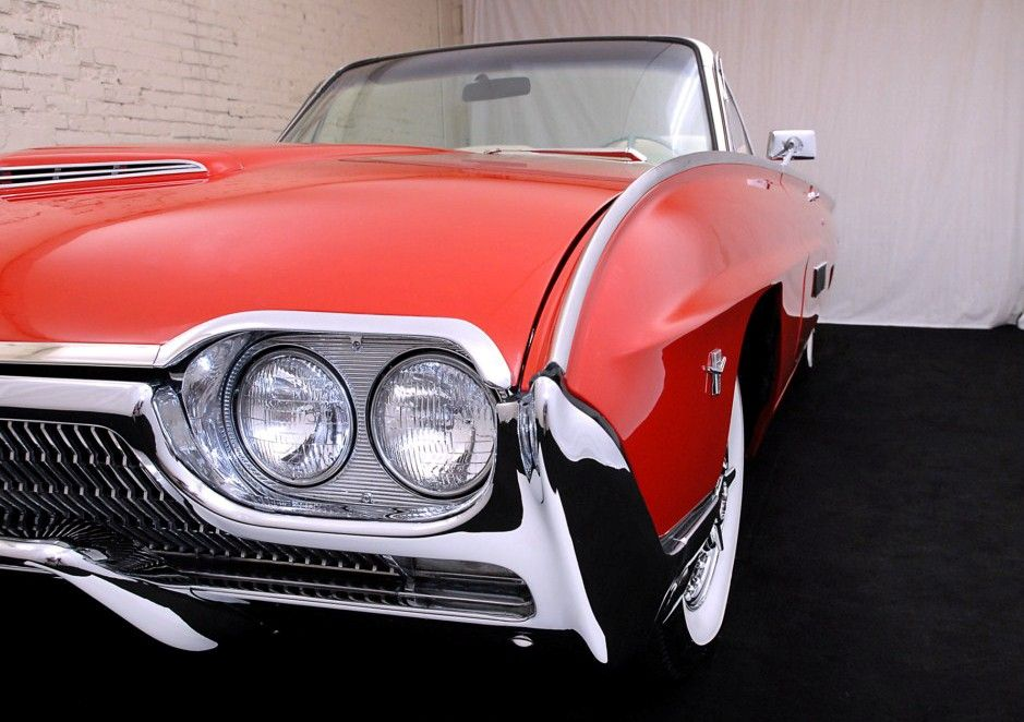 Thunderbird… (With images) Ford sport, Ford thunderbird