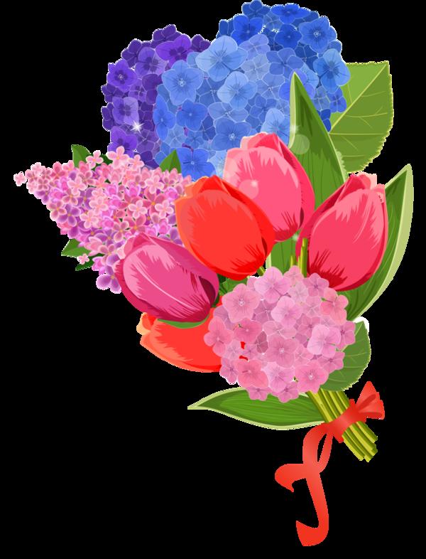 Букеты мультяшные картинки, цветы купить хочу