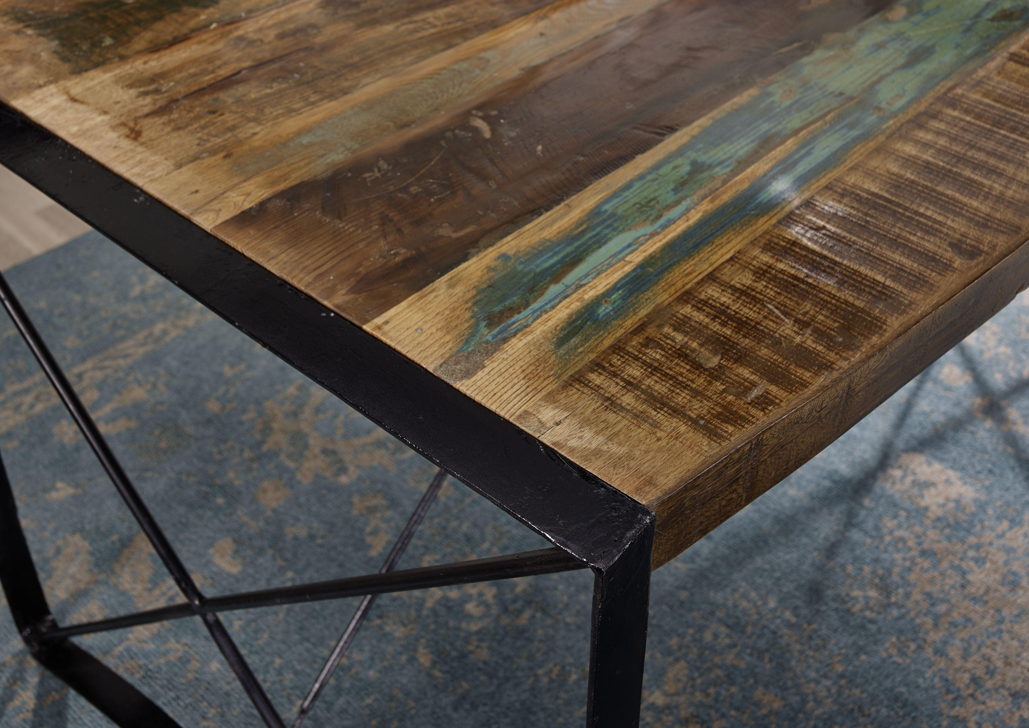 Möbel Altholz lackiert mehrfarbig INDUSTRIAL Massivholz in 2018 ...