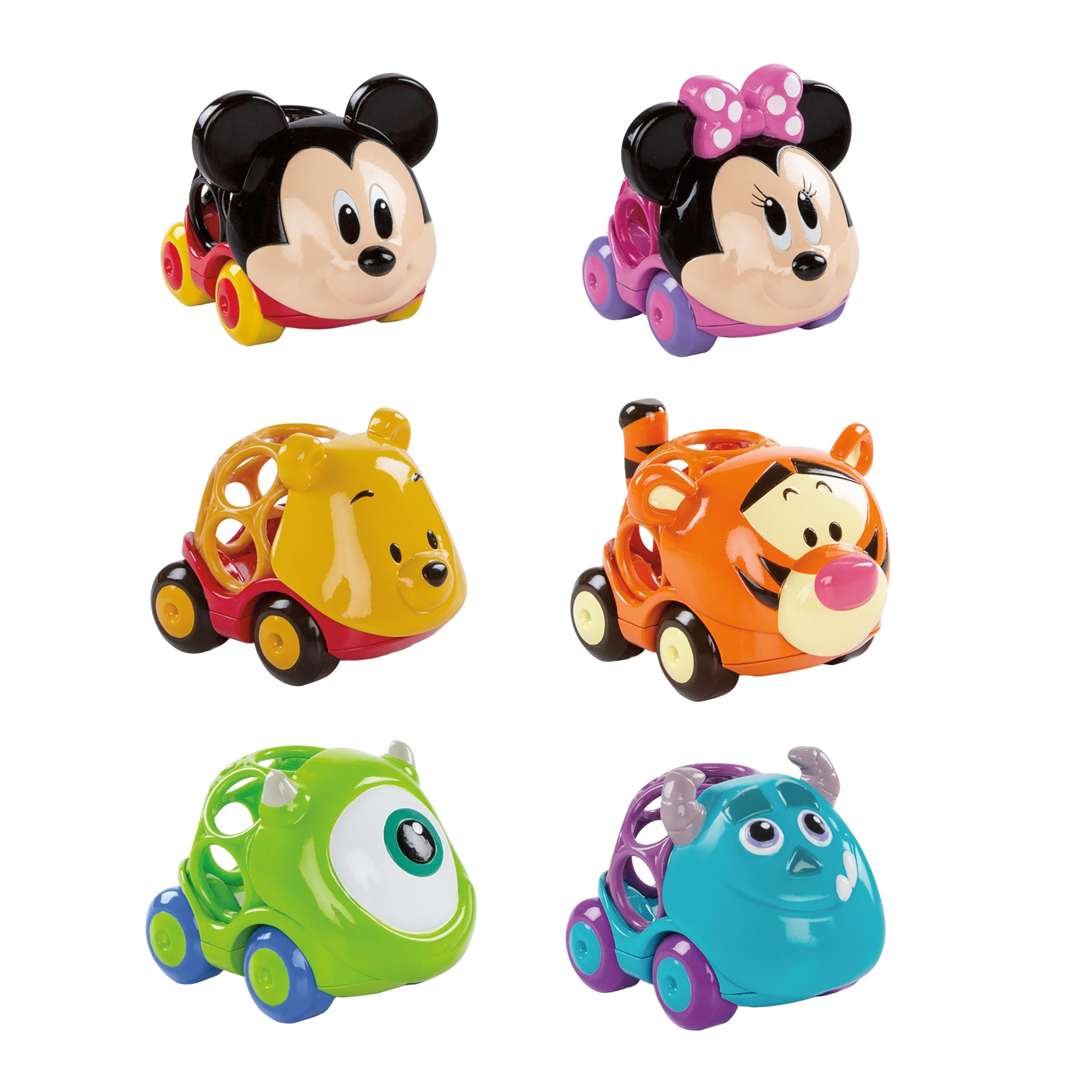 The Go Grippers Collection Is A Set Of 6 Fun Disney