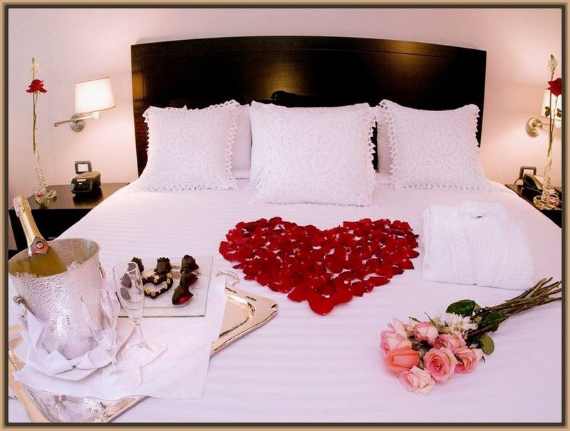 Bedroom Decorating Ideas For Romance