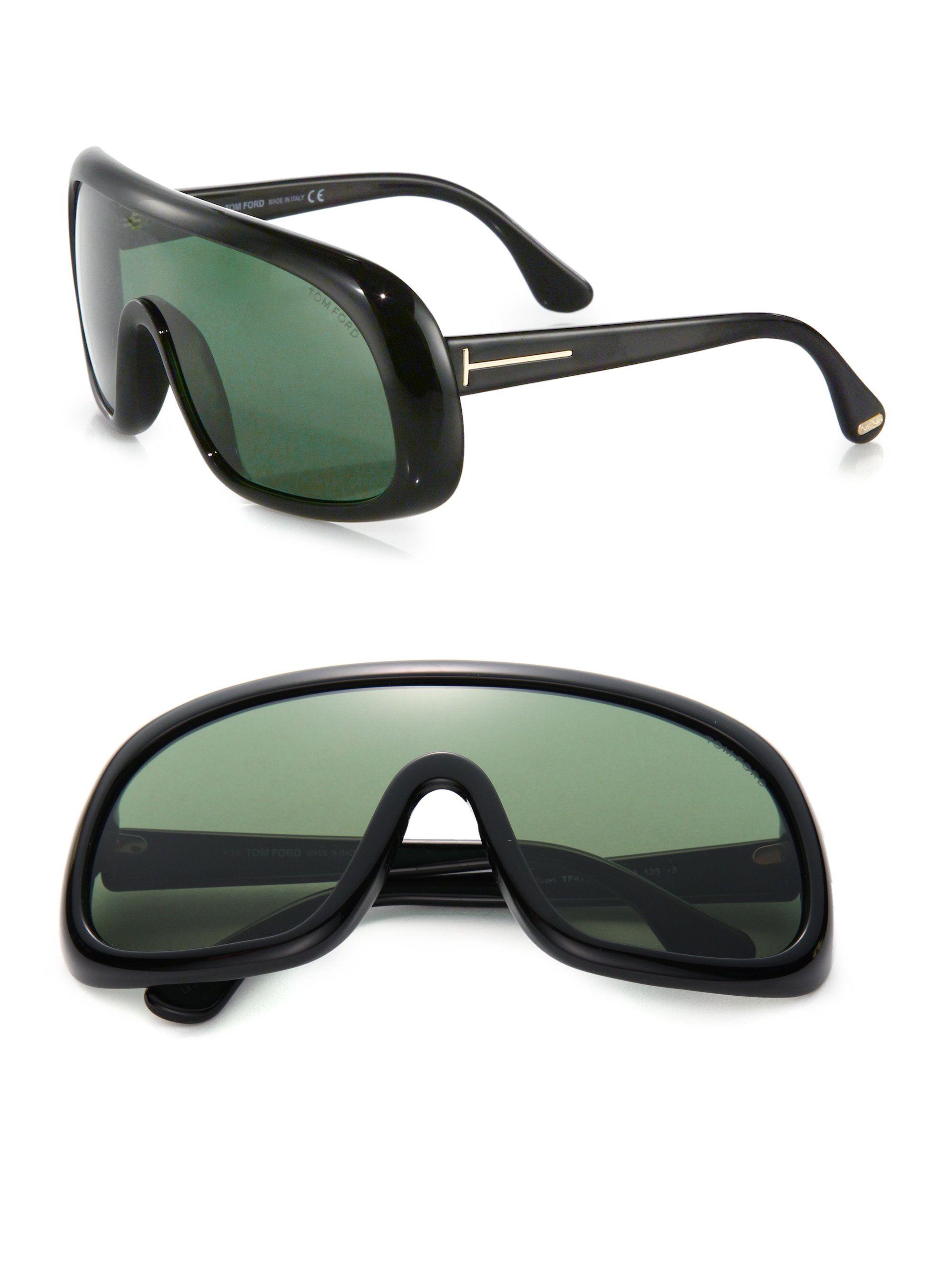 TF Shield Crazytown | Tom Ford Eyewear | Pinterest