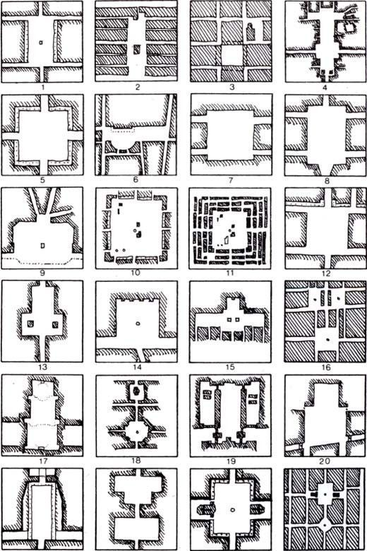 #morphological #typological #orthogonal #acroshaw #elements #squares #concept #london #krier #plans #urban #space #ltd #and #theOrthogonal plans for squares Rob Krier, Typological & morphological elements of the concept of urban space, London, AD and Acroshaw Ltd 1979, p.9. #urbaneanalyse #morphological #typological #orthogonal #acroshaw #elements #squares #concept #london #krier #plans #urban #space #ltd #and #theOrthogonal plans for squares Rob Krier, Typological & morphological elements of th #urbaneanalyse