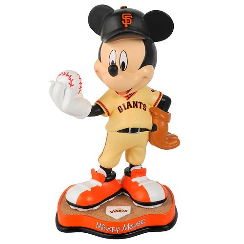 Sf Giants Mickey Mouse Mlb Giants Mickey Mouse Giants