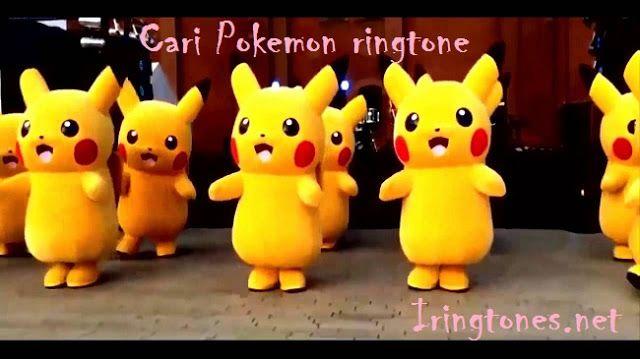 Cari Pokemon Ringtones Free Download For Mobile Iringtones Pokemon Cari Ringtones