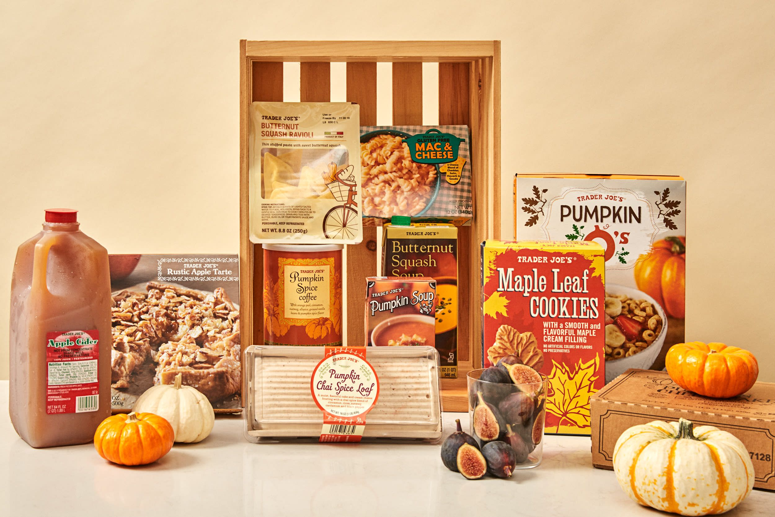The Best Trader Joe's Fall Foods—Period Trader joes
