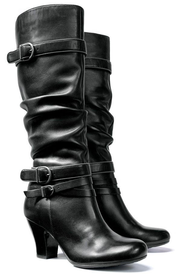 """Hush Puppies style Lonna 16"""" Boot from our WeatherSMART collection #WeatherSmart"""