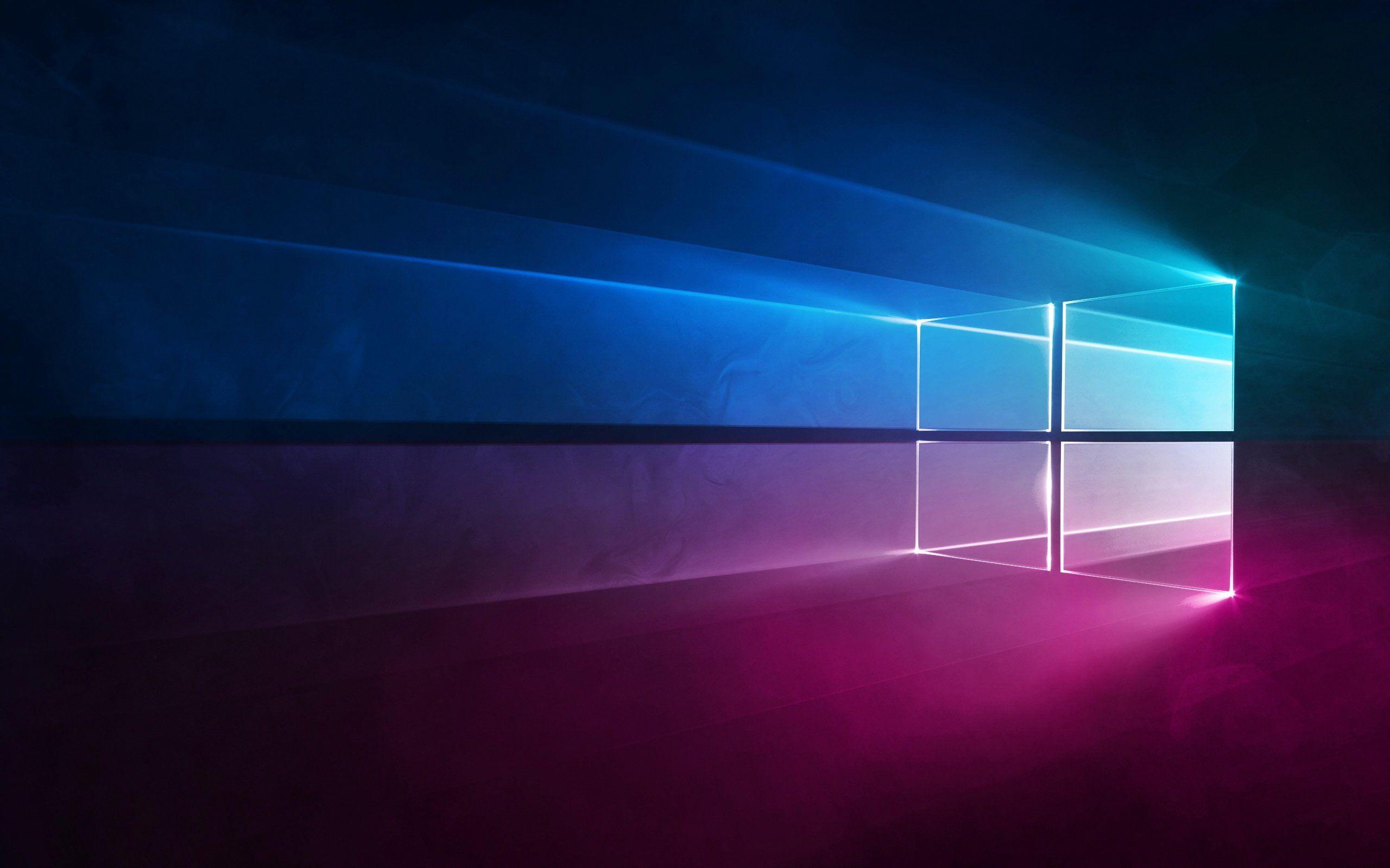 Windows 10 Microsoft Gradient Blue Purple 2k Wallpaper Hdwallpaper Desktop Windows Wallpaper Wallpaper Windows 10 Computer Wallpaper Desktop Wallpapers