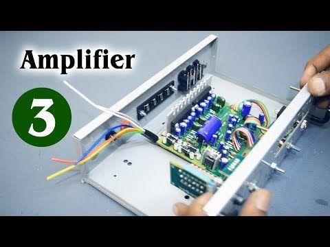 amplifier part 1 homemade diy audio board 4440 double ic (hindiamplifier part 1 homemade diy audio board 4440 double ic (hindi electronics) electroindia