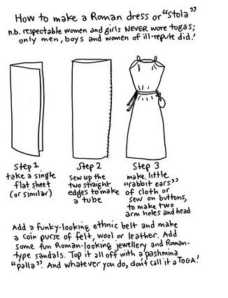 toga dress ideas Greek fashion Roman dress, Roman