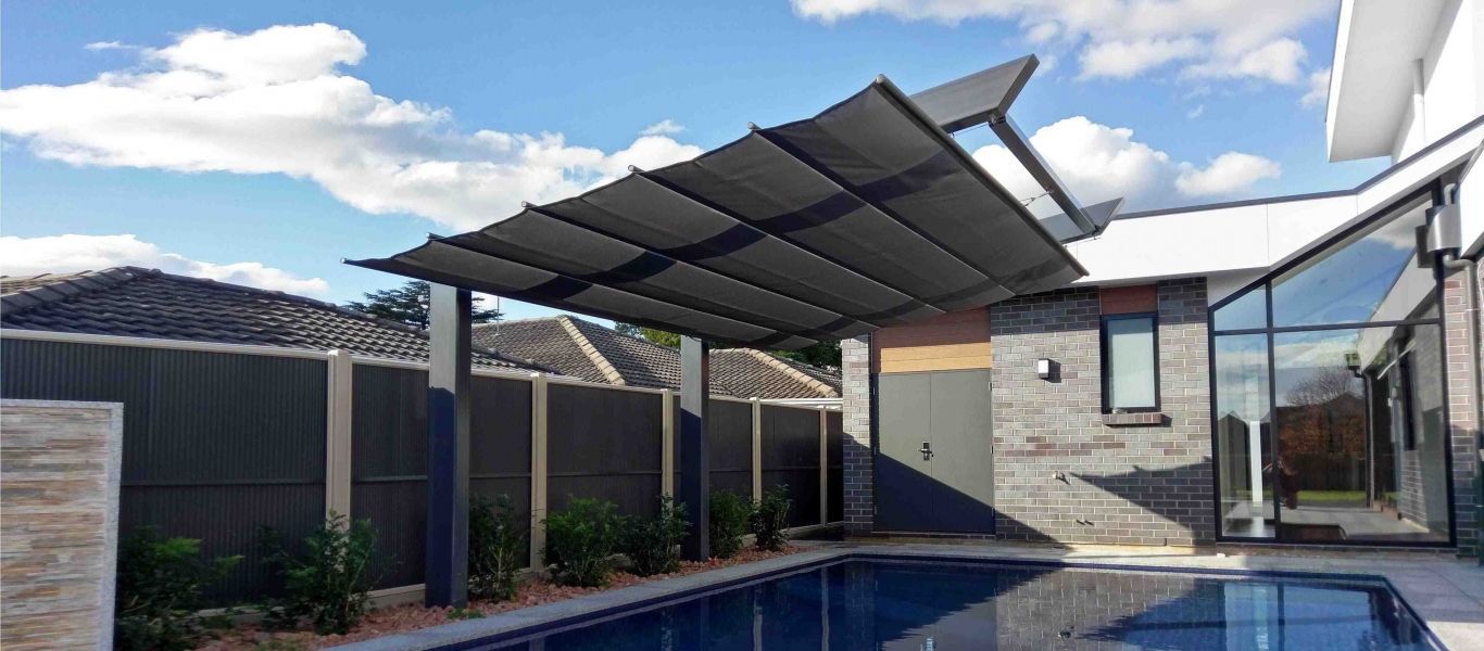 Shadeform Sails Adelaide Home Roof Design Canopy Outdoor Retractable Pool Cover