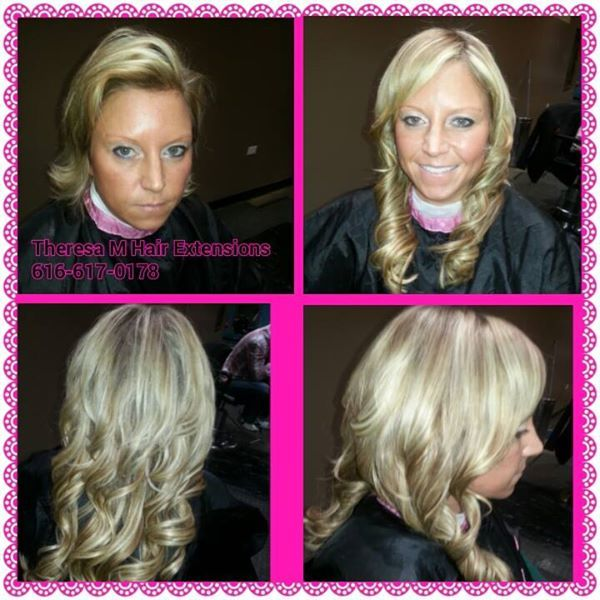 Hair Extensions Specialize Grand Rapidsmi Call 616 617 0178