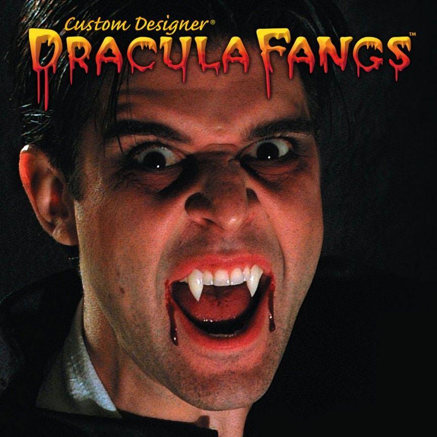 Custom Designer© Dracula Fangs™
