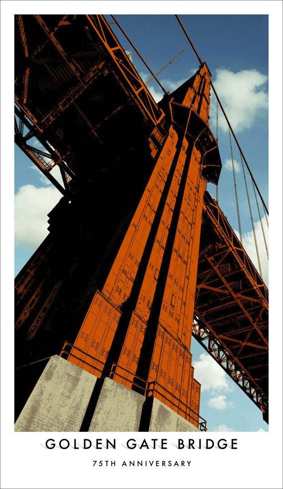 Creative Review Golden Gate Bridge 75th