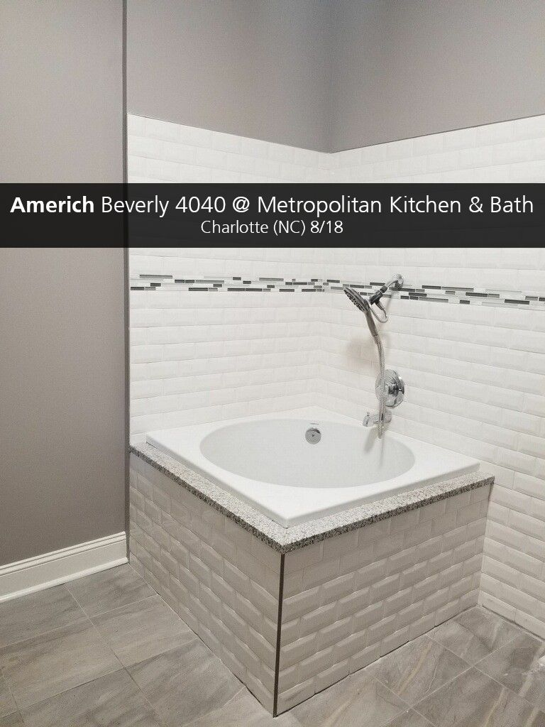 Featuring Our Japanese Deep Soaking Bathtub, The Beverly, At Metropolitan  Kitchen And Bath In Charlotte, NC.