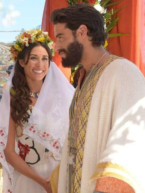 Vestido de novia de zipora