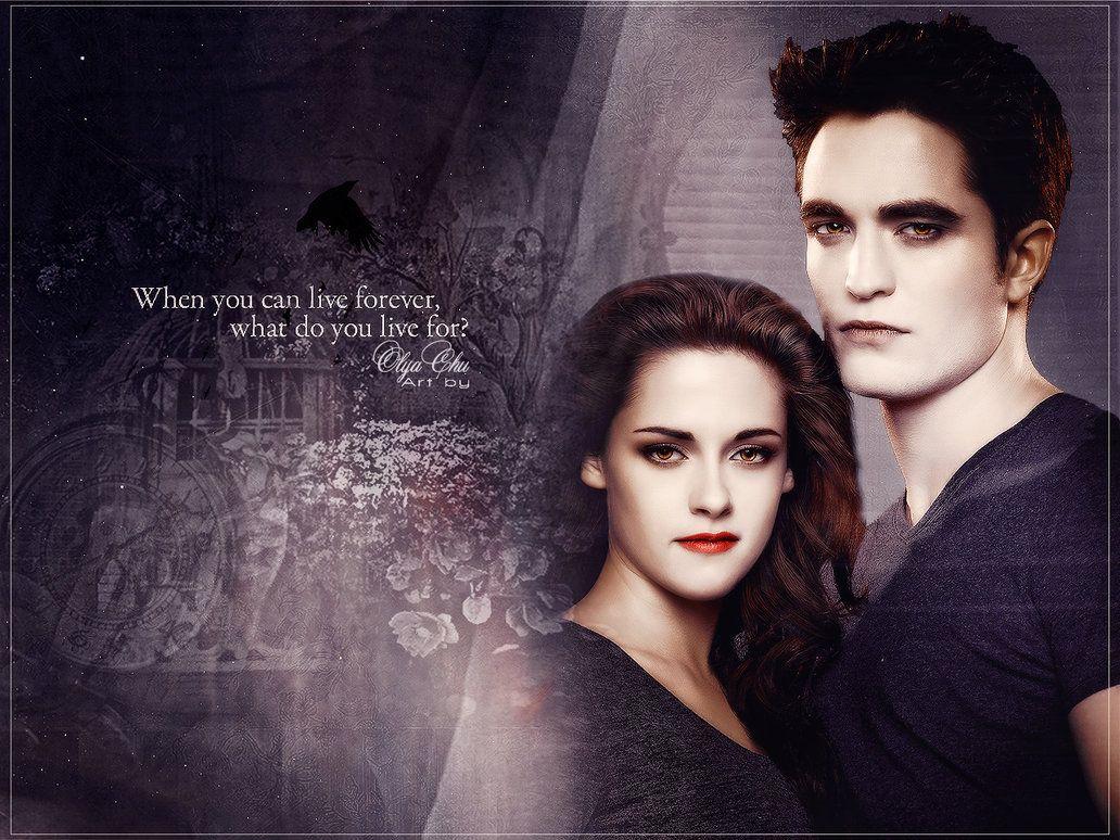Twilight Saga Breaking Dawn Wallpaper Wallpaper Twilight Saga Breaking Dawn Part 2 By Olyatwin On Twilight Series Twilight Movie Twilight