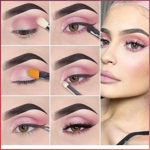 diamond fish makeup brush set eyeshadow contour concealer