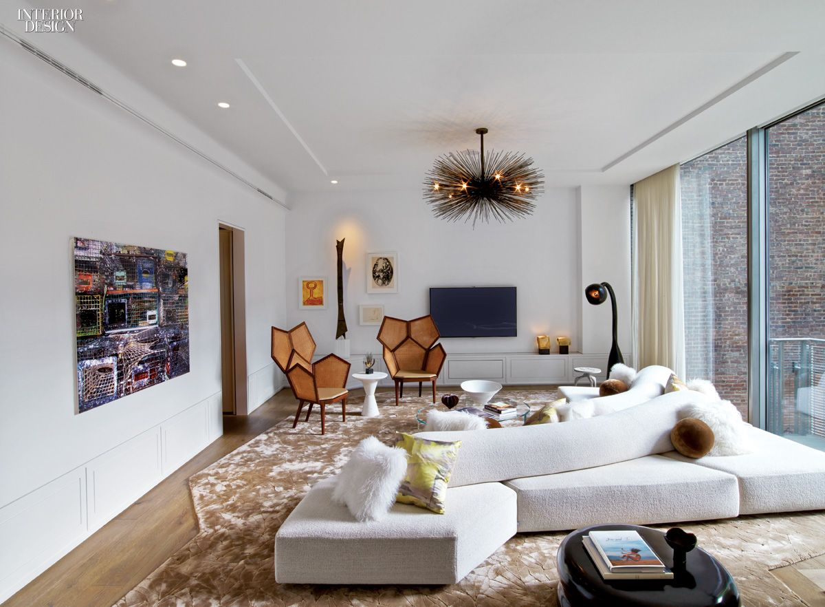 Second Time Around Dufner Heighes Redesigns Noho Model Apartment  # Timothy Hutton Muebles