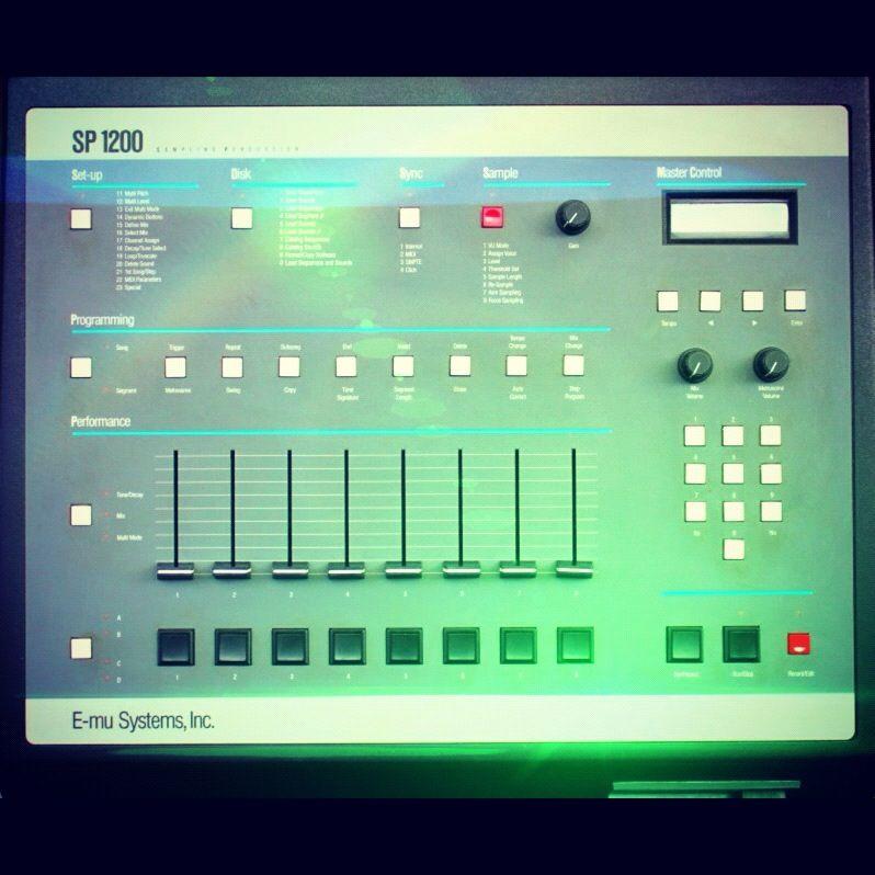 sp1200 samplers drum machines drum machine dj gear pete rock. Black Bedroom Furniture Sets. Home Design Ideas