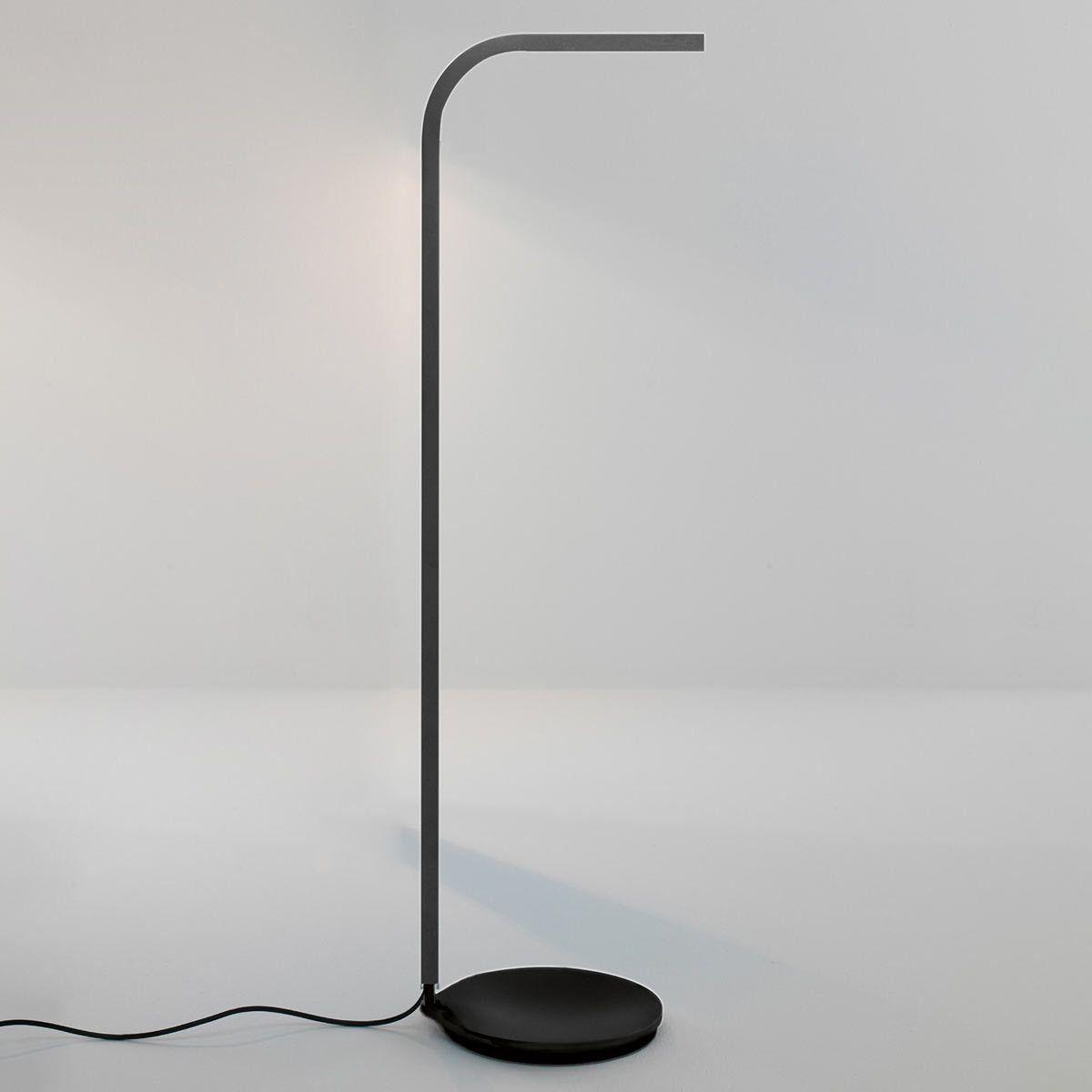 Moderne Designer-LED-Stehleuchte Lee, schwarz Jetzt bestellen unter ...