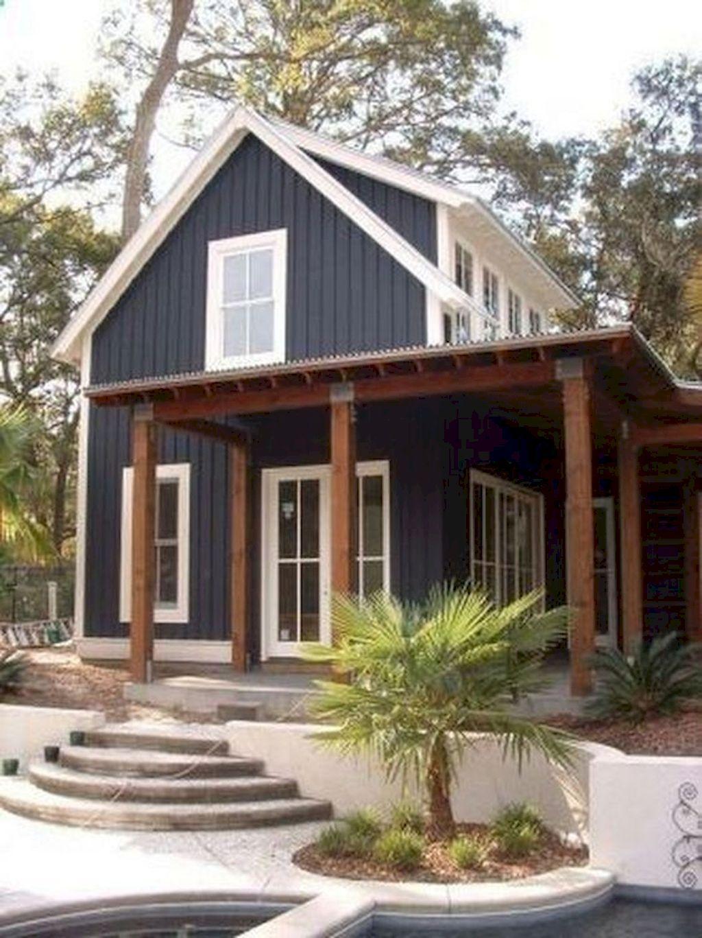 15 best modern farmhouse exterior design ideas in 2020 on beautiful modern farmhouse trending exterior design ideas id=66763