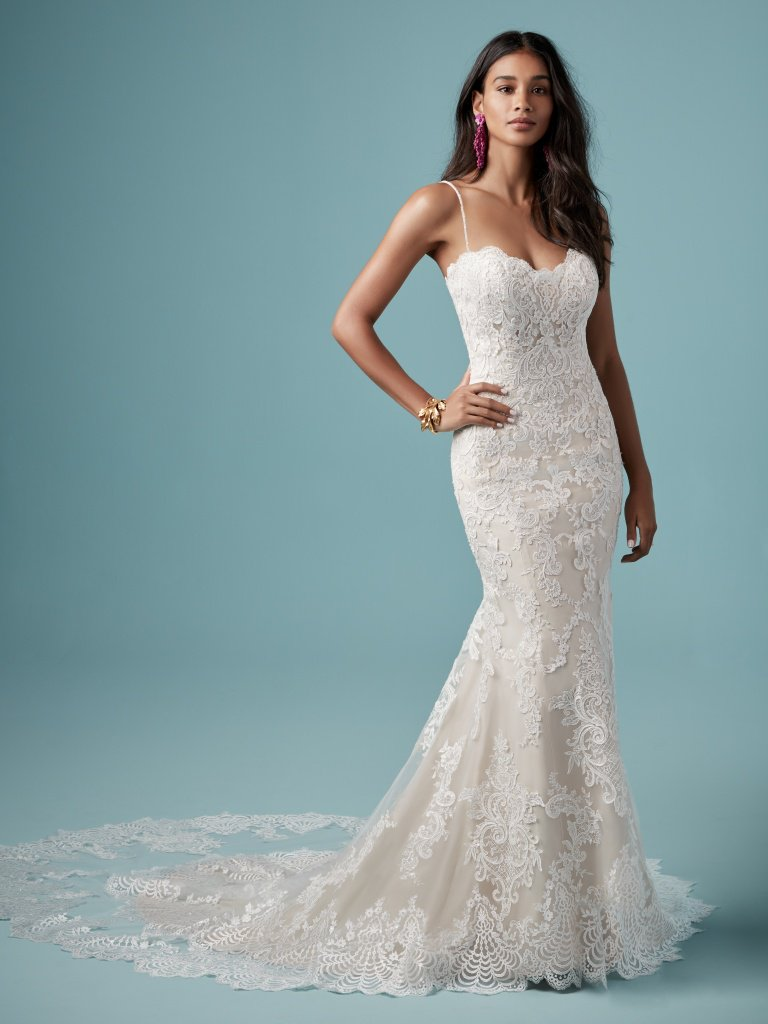Kiera By Maggie Sottero Wedding Dresses In 2020 Maggie Sottero