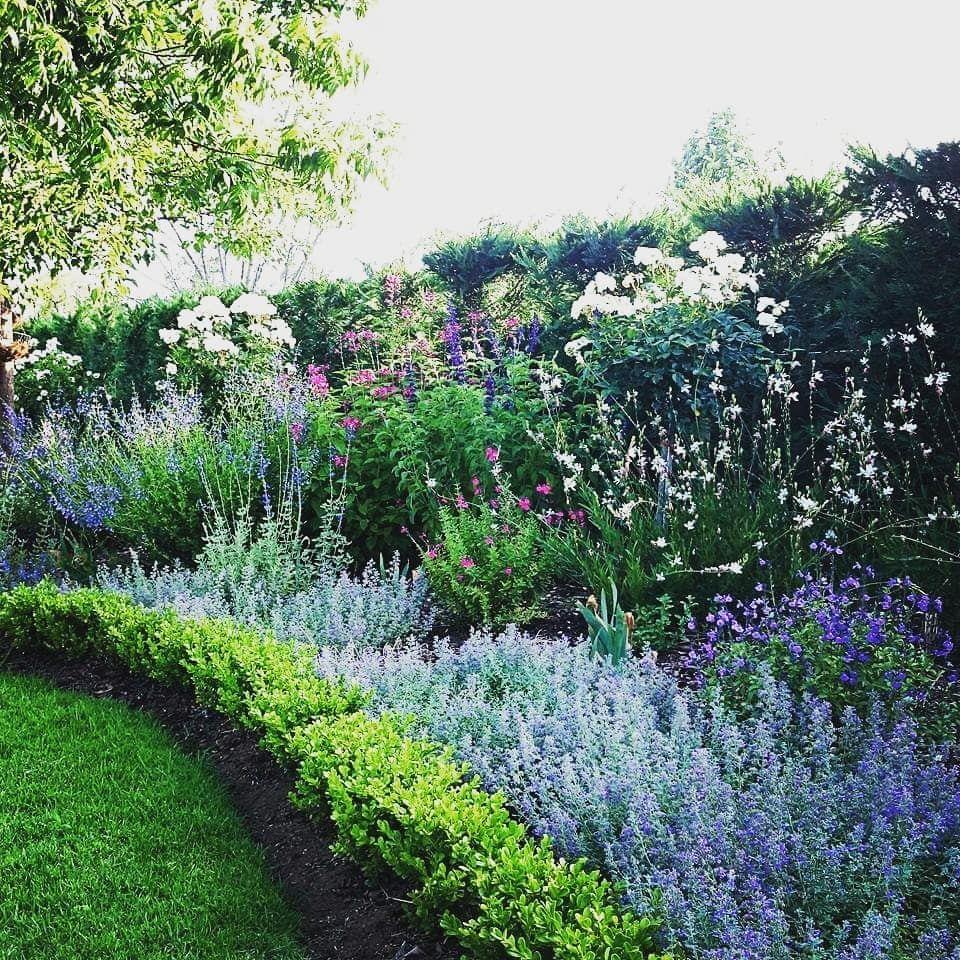 Perennial Garden Garden Design Perennial Garden Perennials