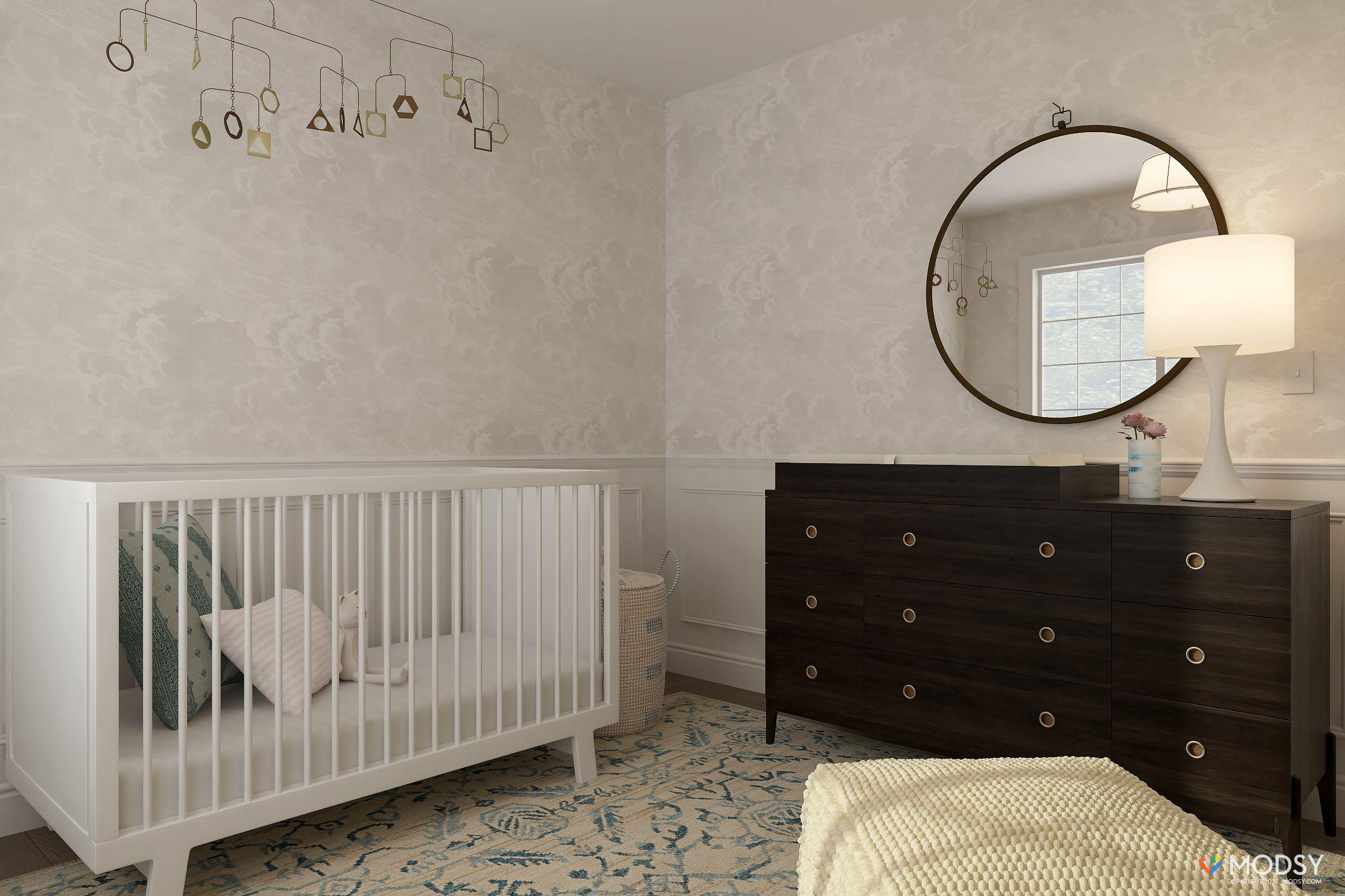 Room Gender Neutral Nursery Design