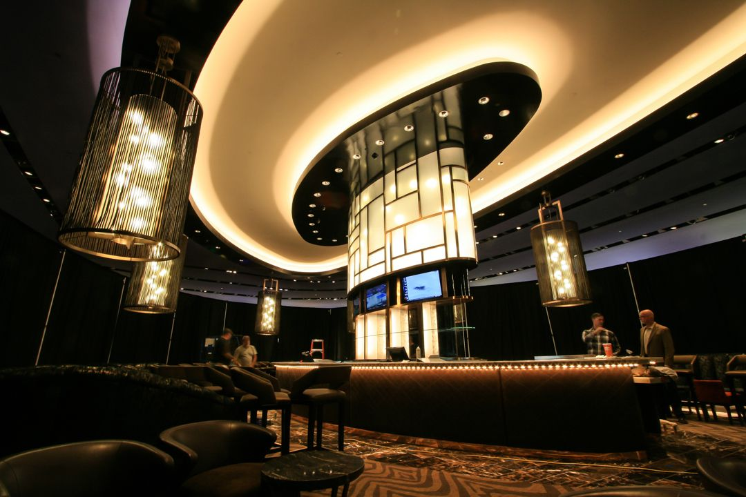 Architectural Architecture Bar Casino Hotel Las Vegas Light