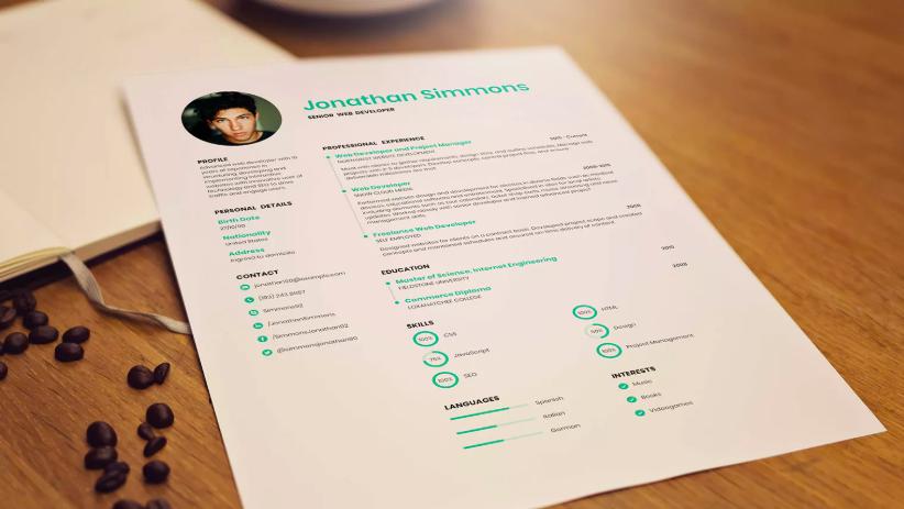 ResumeMaker crea tu currículum online y descárgarlo en
