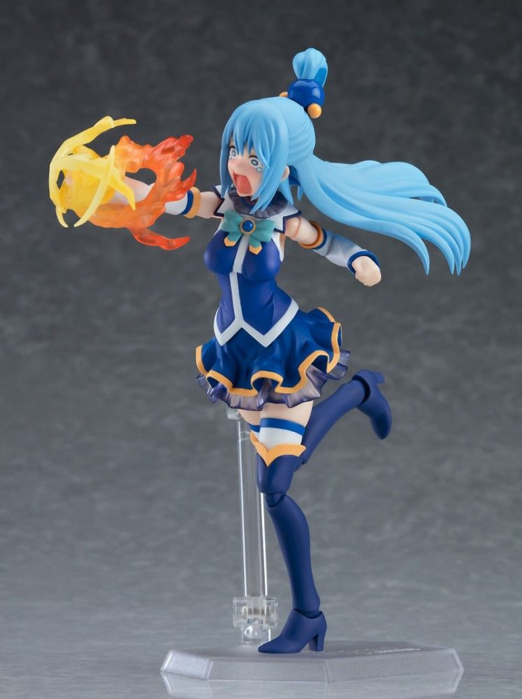 Aqua Figma Q Ver Action Figure KonoSuba God's Blessing on this Wonderful World!