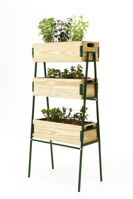 Jardineira suspensa - Blog | Casa da Chris