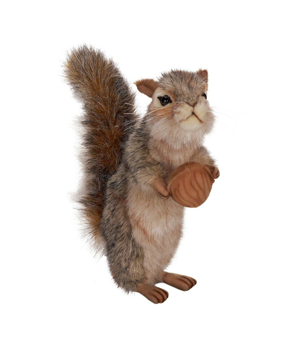 Hansa 8 Squirrel Plush Toy Gray Cute Animals Animals Baby Animals [ 1467 x 1200 Pixel ]