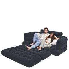 Intex® Pull Out Sofa/Air Mattress Www.stoneberry.com