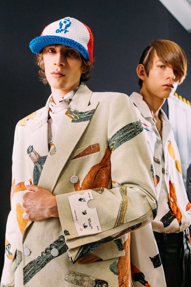 The Best Backstage Photos From The Fall 2020 Menswear Shows In Paris In 2020 Paris Shows Menswear Vogue Paris