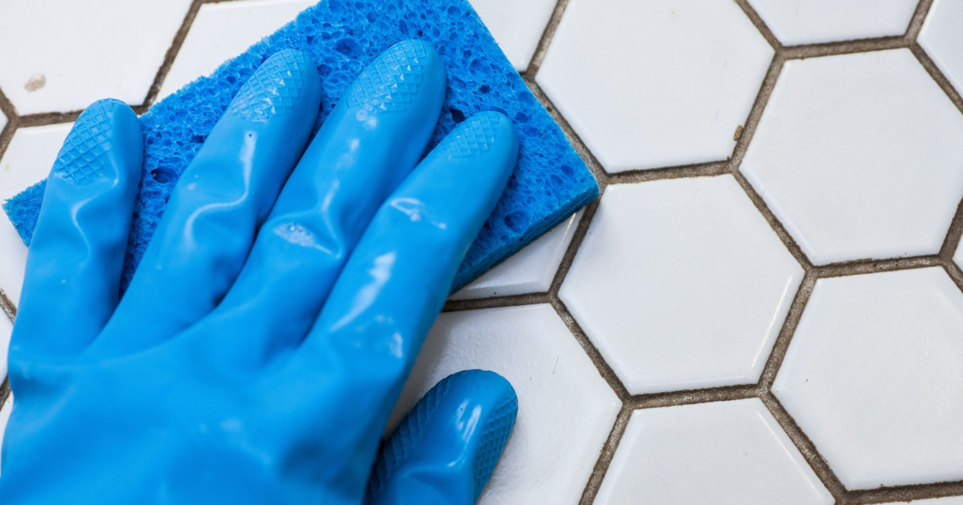 Your Grout Is Disgusting Use This Trick To Clean It