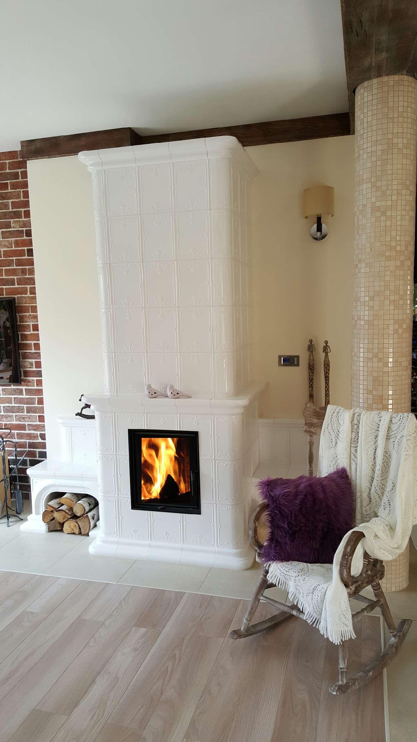 Modern Farm Houses, Rustic Modern, Stove, Fireplaces, Ikea, Nest, Antique