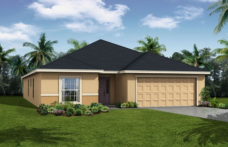 The Serendipity By Highland Homes Click To View The Plan And More Info About This Florida New Home Dreamhomes Highland Homes Home Builders Florida Home