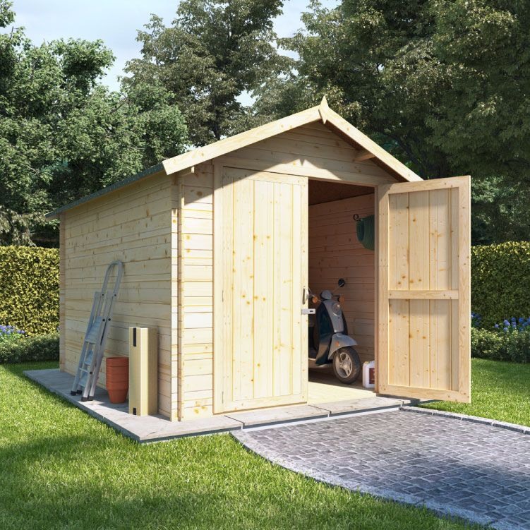 All Size Shed Co