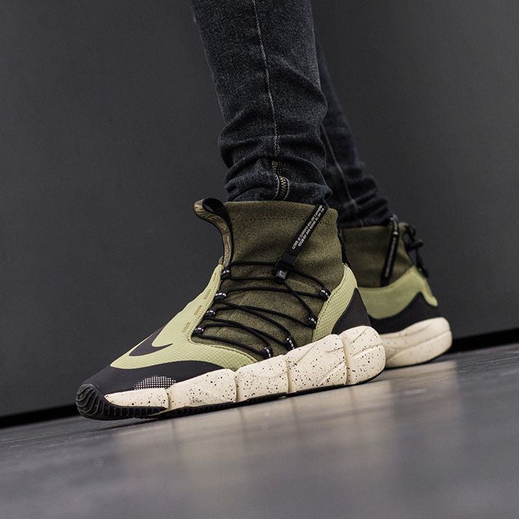 hot sale online 008a8 53167 Nike SF Air Footscape Mid Utility DM