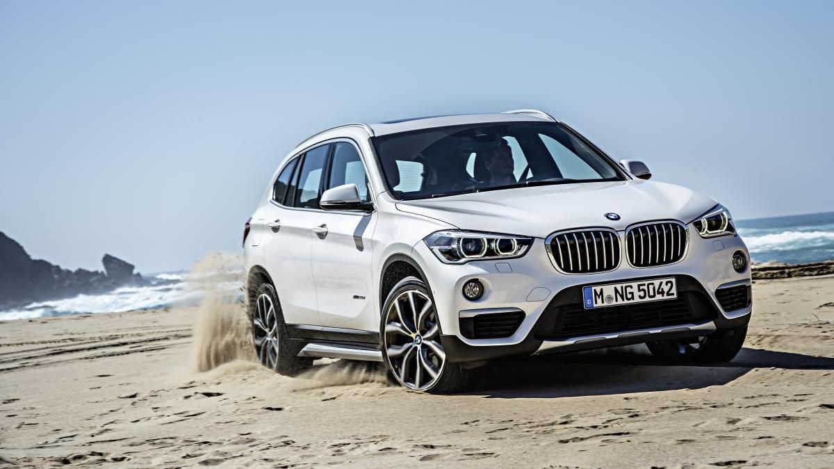 Meet The New 2016 BMW X1 XDrive 28i: BMWu0027s Smallest SUV Enters Its Second  Generation