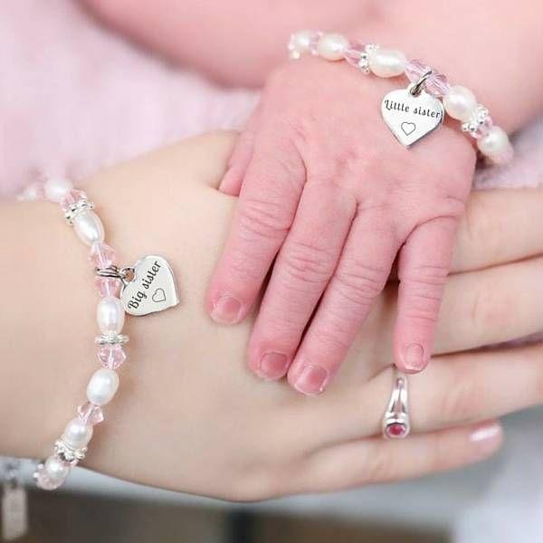 Two Bracelets Sister Little Online Kaya Jewellery Uk