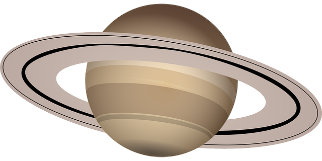 Free Image On Pixabay Saturn Planet Saturn Rings Planetas Vector Png